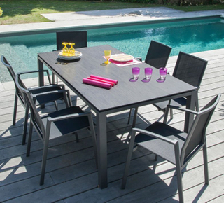 Waterproof Phenolic Resin Outdoor Tables
