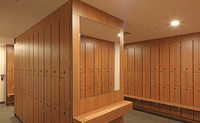 HPL Lockers Specification