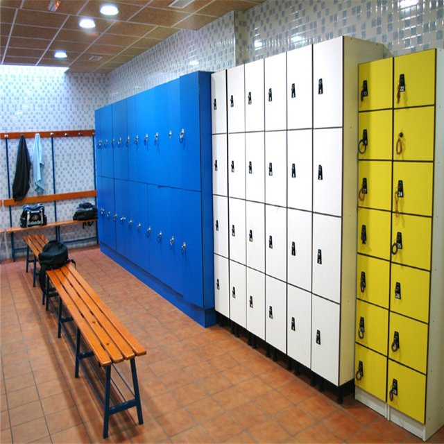 Gym Locker Without Aluminium Structure