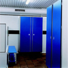 Any Color of HPL Locker with Bench