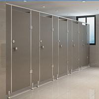 How to choose HPL restroom partitions