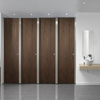 Brikley HPL Toilet Partition for Hotel